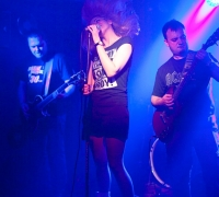 Zespół DRZAZGA live