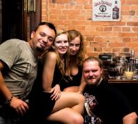 Zespół Drzazga live oraz impreza taneczna_56